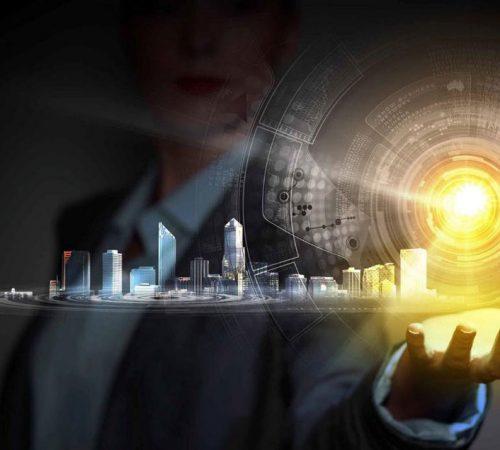 Uma imagem contendo mesa, luz, aceso, homem Descrição gerada automaticamenteTransformação cultural