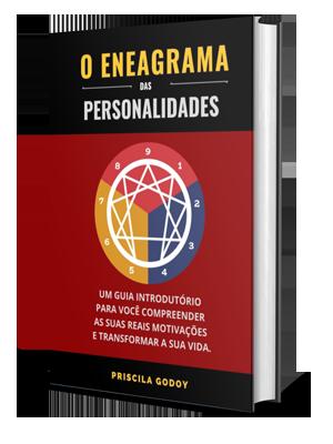 Capa E-Book Eneagrama das Personalidades